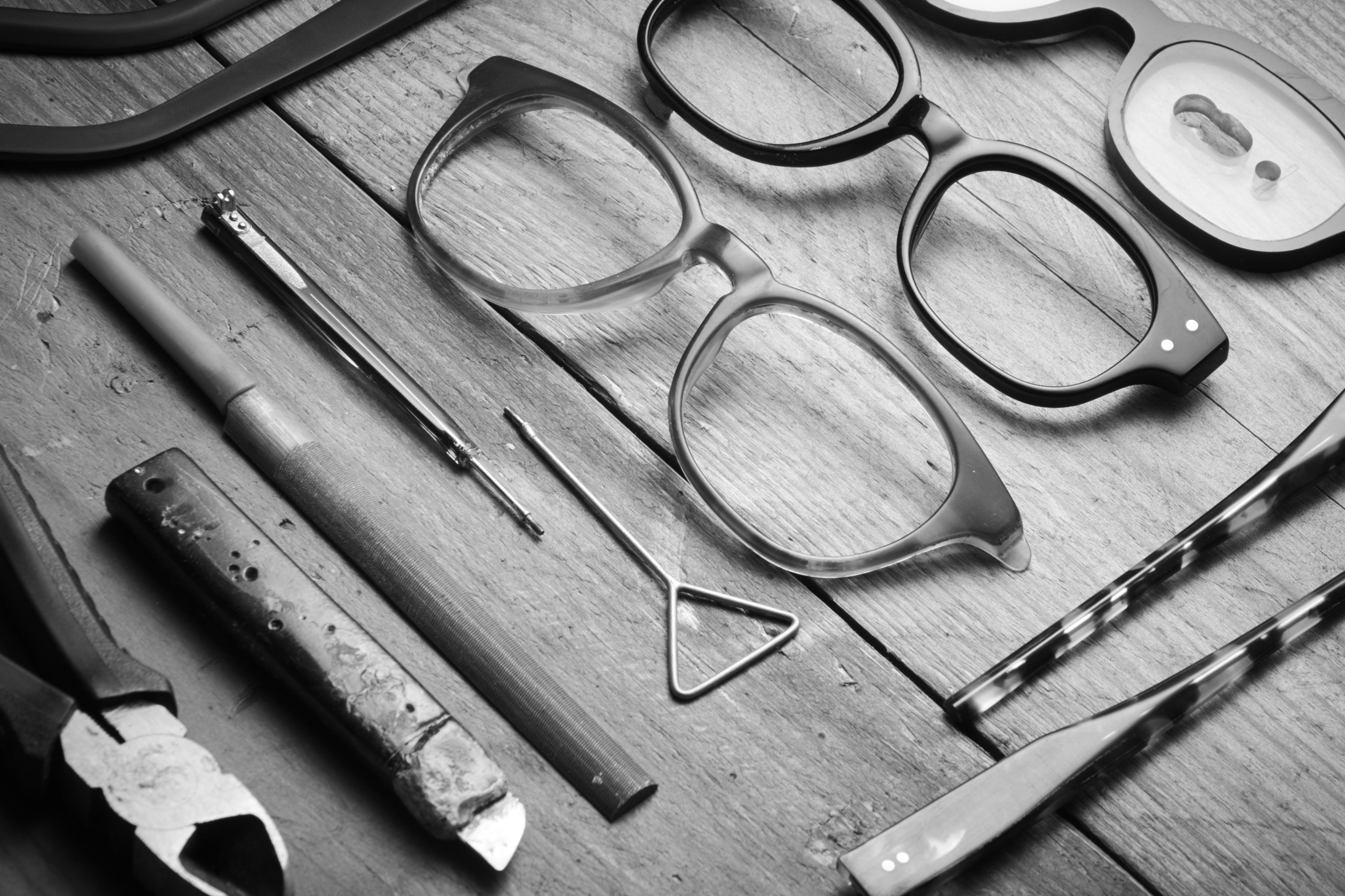 {015}Handmade workbench