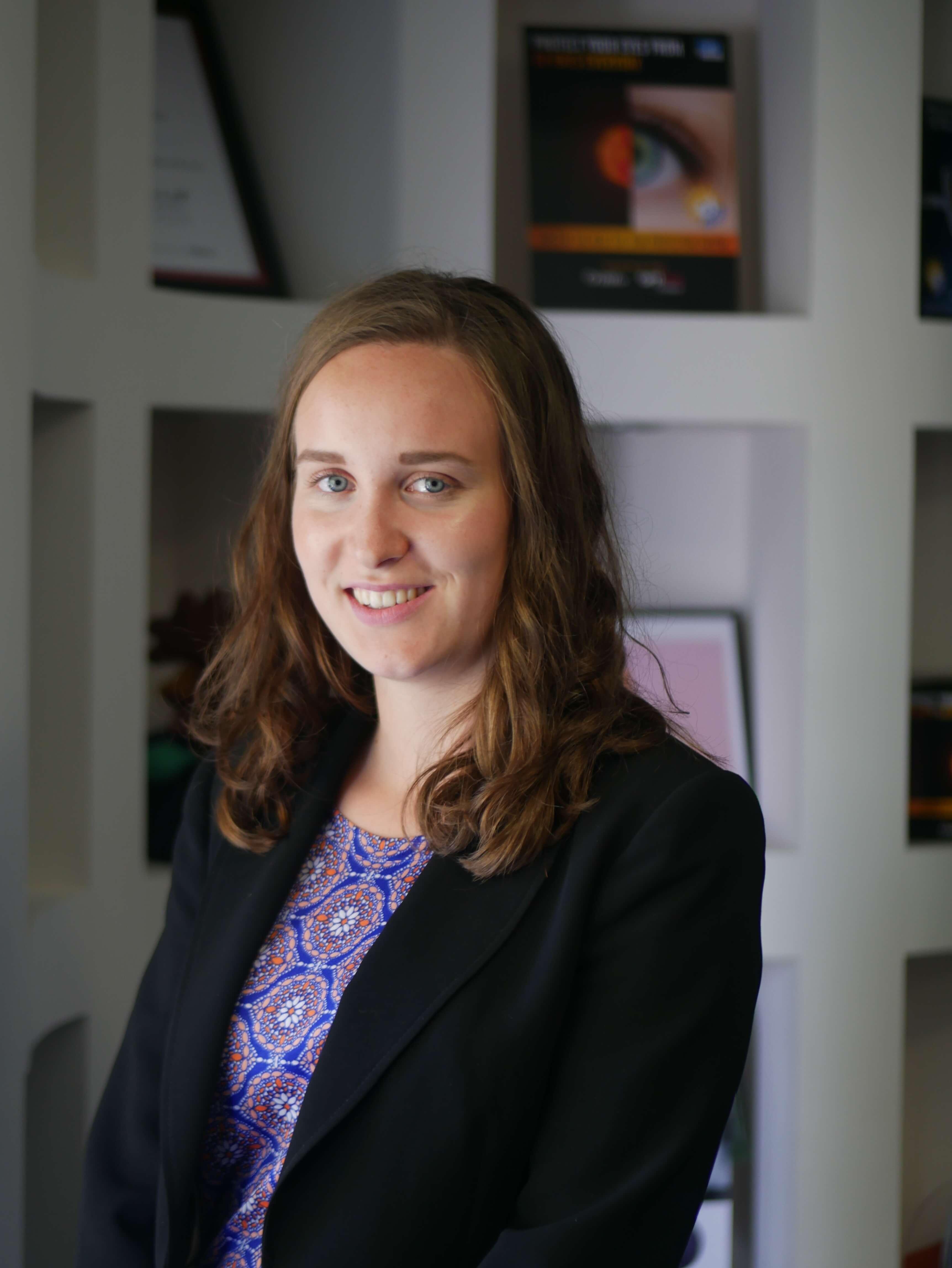 Camilla Laporta - Graduate Optometrist