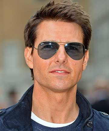 Tom Cruise Aviator