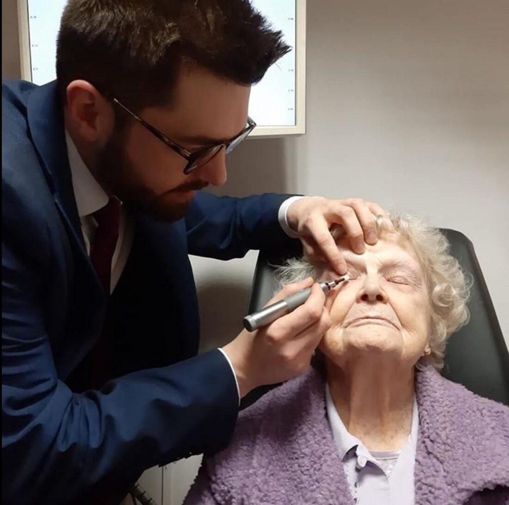 Connor dry eye