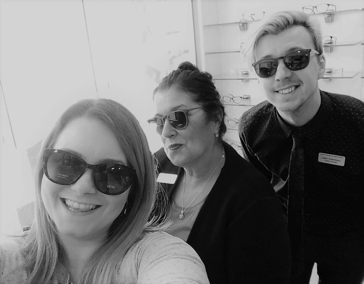 Loor, Tania and Liam vanilla